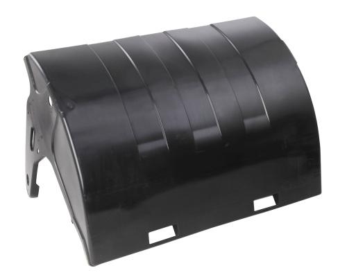 Víko k plastovému kontejneru 1100 lt. - černé